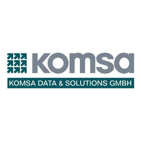 Kundenlogo Softwareentwicklung für Komsa