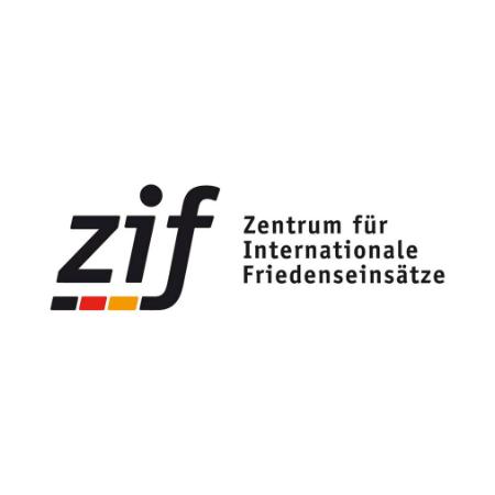 Kundenlogo Softwareentwicklung für das Zentrum für Internationale Friedenseinsätze (ZIF)