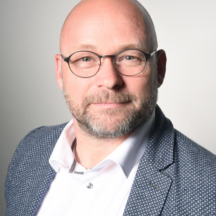 Foto Ansprechpartner: Geschäftsführer Matthias Freitag